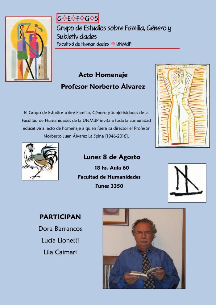 afiche homenaje Norber-2